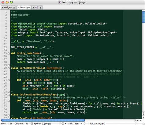 django themes html textmate django