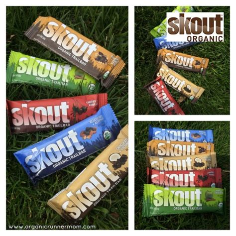 How To Find On Skout Fresh Review Skout Organic Trail Bars And A Giveaway
