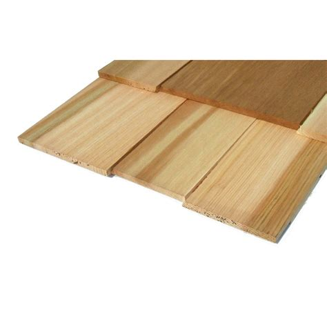 Ceiling Moulding Design by Shop Shakertown Cedar Treated Wood Siding Shingles At
