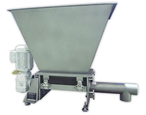 What Is Feeder Mts Sanitary Feeder