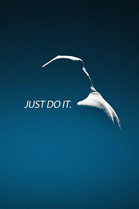 wallpaper iphone 5 just do it freeios7 just do it period parallax hd iphone ipad