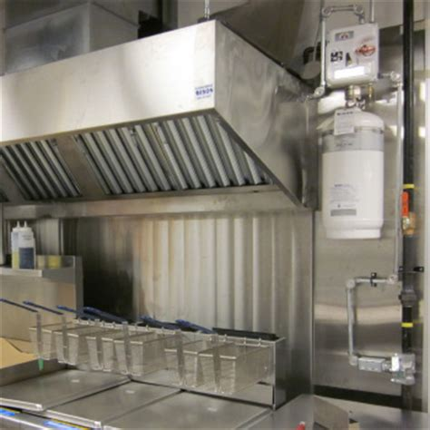 Kitchen Suppression System by Suppression Fireprotect Ph