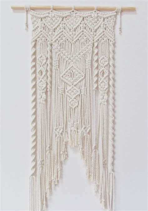 Macrame Wall Hangings - 17 best ideas about macrame wall hangings on