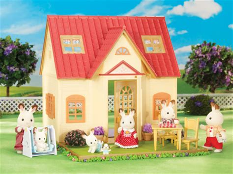 calico critter cottage cozy cottage starter home calico critters