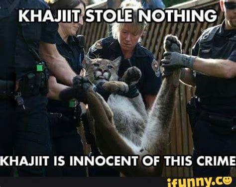 Khajiit Meme - khajiit ifunny