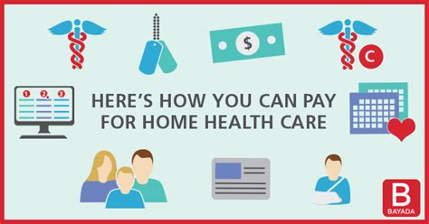 here s how you can pay for home health care