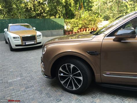 bentley india bentley bentayga india launch scheduled for april 22 2016