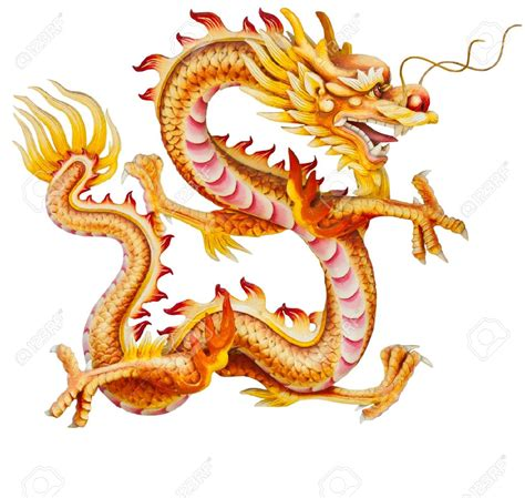 golden dragon clipart clipartxtras