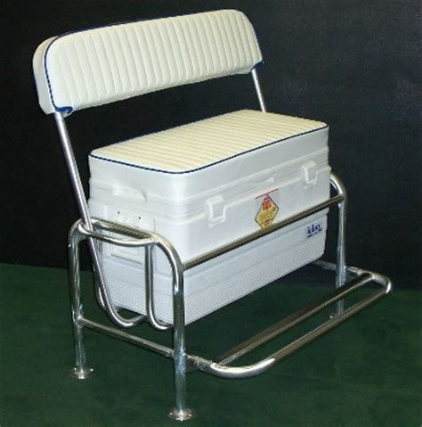 boat cooler seat backrest seaark rxv 176 186 page 2 the hull boating and