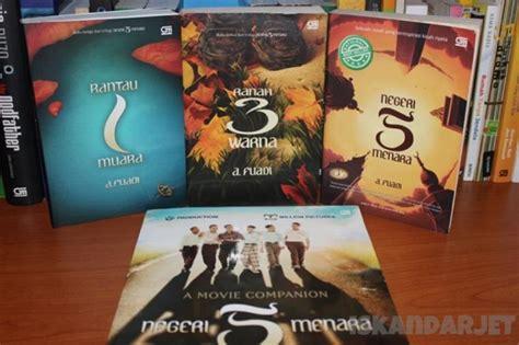 Ahmad Fuadi Buku Negeri 5 Menara Dll 4 Ebook Pdf Only saya ahmad fuadi dan novel pamungkas quot rantau 1 muara
