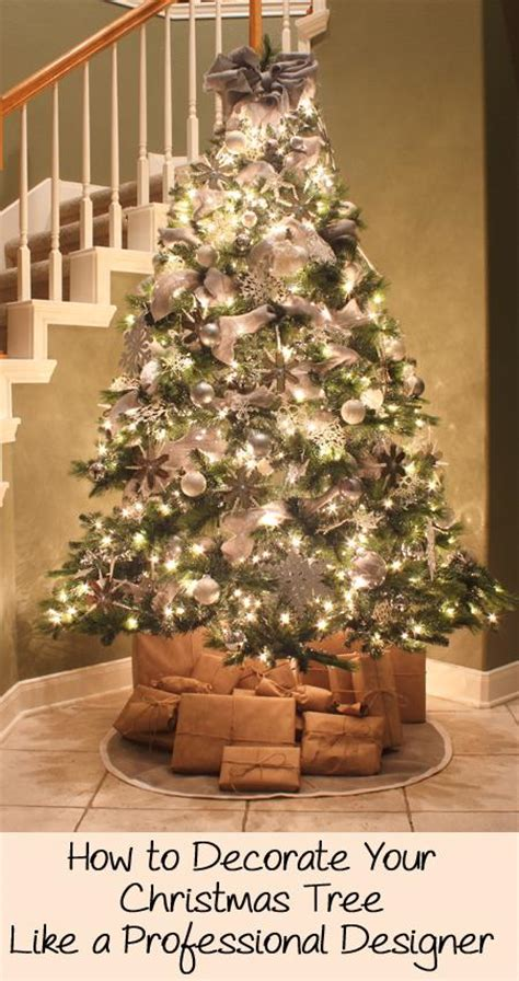 decorate your christmas tree like a professional the coolest ideas roundup just imagine daily dose of creativity
