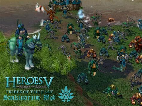 A For Heroes sanctuary mod for heroes of might and magic v mod db
