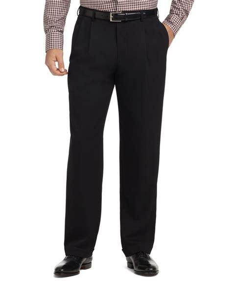 Cole Basic Twill Khaki black pant for pi