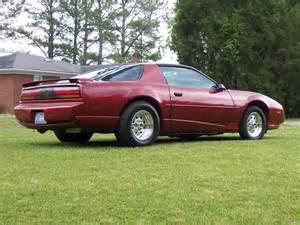 1991 Pontiac Firebird Pontiac Firebird 1982 1992 3rd Generation Amcarguide