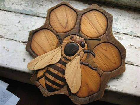 woodworking intarsia 68 best intarsia images on intarsia