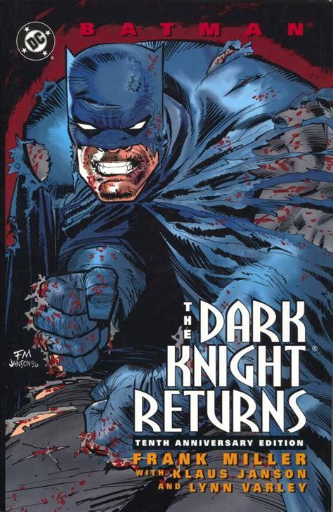 libro dark knight returns the the dark knight returns el blog de malagana