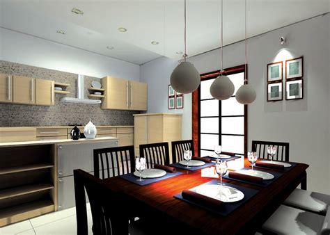 desain dapur dan ruang makan mungil koleksi contoh gambar desain interior dapur dari yang