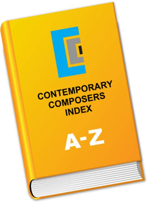 Contemporary Composers   contemporary composers index