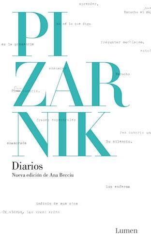 prosa completa prosa completa de pizarnik alejandra 9788426413178 lsf