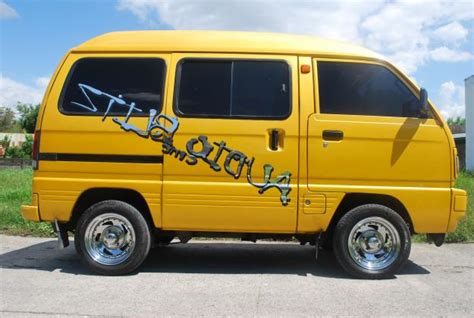 Harga Vans Japan suzuki carry car interior design