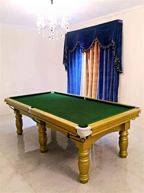 used slate pool tables pool table 8ft slate billiard snooker table