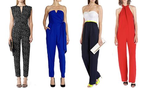 Wedding Guest Style: The Glam Jumpsuit OneFabDay.com