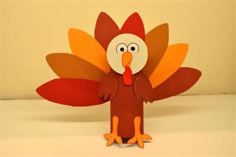 easy printable thanksgiving crafts 8 best images of crafts for toddlers printable free