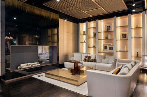 Showroom Living Room Ideas by Fendi Casa Abre Un Nuevo Showroom En El Coraz 243 N De Manhattan