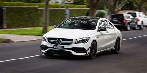 cars mercedes 2017 2017 mercedes amg cla45 review caradvice