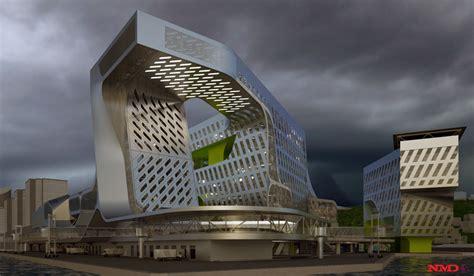 design effect kish neil m denari architects tag archdaily