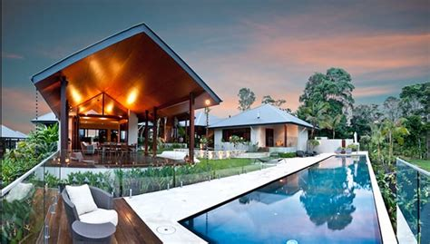 pool house designs australia tropical pool house by soul space studio in ridgewood australia