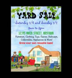 Garage Sale Flyer Template Word by Doc 585757 Yard Sale Flyer Template 14 Best Yard Sale