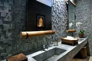Useful tips for bathroom design harmony in Asian style   Interior Design Ideas   Ofdesign