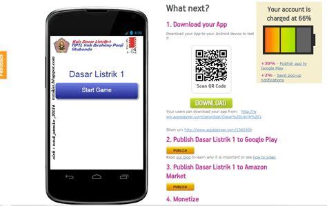 membuat aplikasi android pembelajaran membuat kuis untuk pembelajaran mengunakan aplikasi