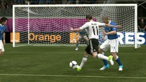 fifa 12 deutschland vs. italien (em 2012) video.golem.de