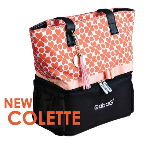 Gabag Colette by Gabag New Colette Picnic Cooler Bag Tas Asi Leak Proof
