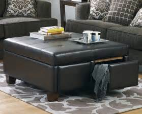 Coffee Tables With Storage Ottomans Different Storage Ottoman Models Decozilla