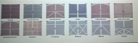 Southern Ideal Garage Doors by Carriage House Doors A Plus Garage Doors