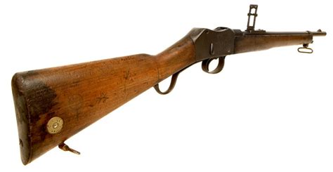 martini henry ww1 deactivated wwi martini henry artillery carbine mki