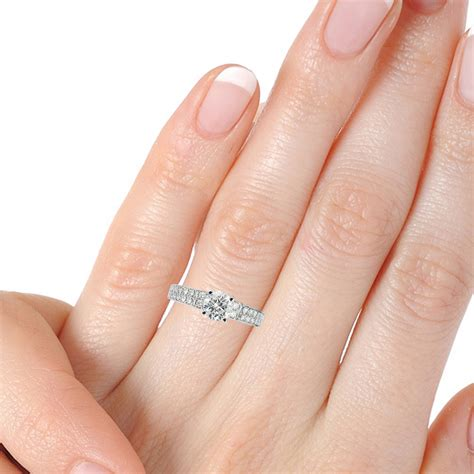 Wedding Finger Ring by How To Wear A Wedding Ring