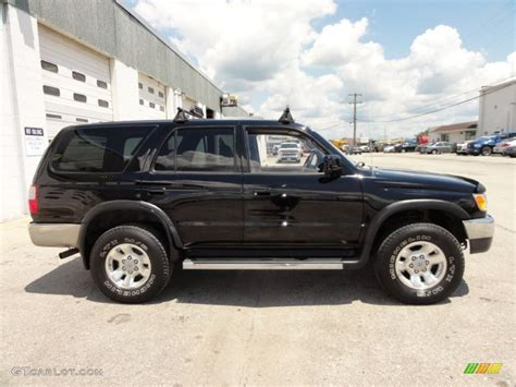 1996 Toyota 4 Runner Black 1996 Toyota 4runner Sr5 4x4 Exterior Photo 50530150