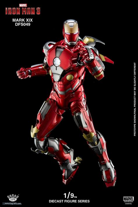 King Arts 19 Iron Helmet Series 4 Original 1 9 diecast figure series iron 19 xix only myr958 00
