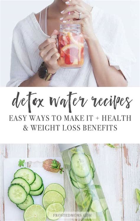 Coconut Detox Reddit by 10 Detox Water Recipes To Help You Lose Weight Fast