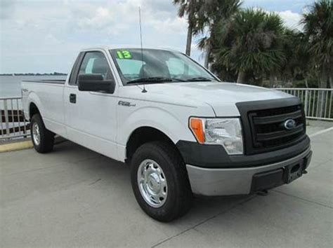 Used Ford F 150 For Sale in Melbourne, FL   Carsforsale.com