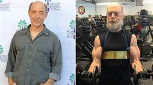 j k j k simmons is getting ridiculously jacked for new