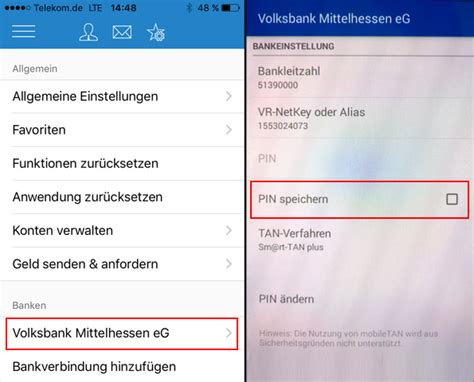 Vr Banking App Volksbank Mittelhessen Eg