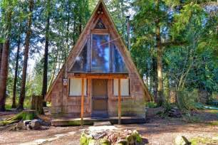 small a frame cabin kits this a frame tiny home for sale would make the