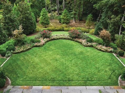 my landscape ideas boost a level yard is given a boost in character and shape