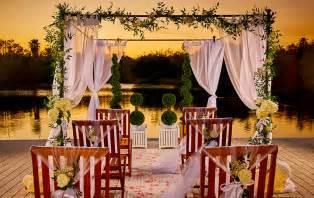 Small Home Wedding Decoration Ideas Get The Look Small Backyard Wedding Improvements Blog