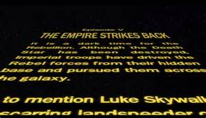 after effects video tutorial create star wars rolling titles